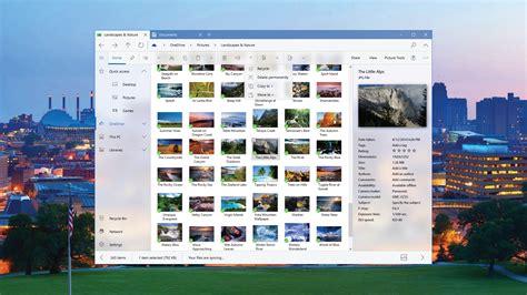 fan windows 10 windows 10 fan konzepte vom datei explorer und apps