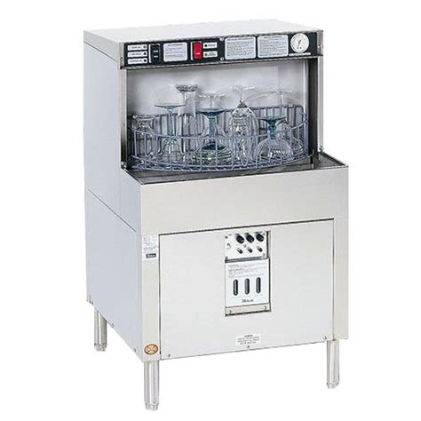 Countertop Glass Washer by Perlick Pkbr24 24 In Underbar Glass Washer W Batch Rotary