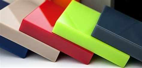 Acrylic Merah perbandingan material kabinet dapur oleh hana wallpaper shah alam