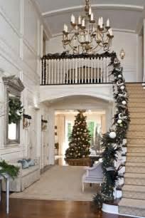 treppe dekorieren 1001 dekoideen weihnachten das treppenhaus