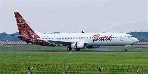 batik air id 7538 media ntt astaga batik air id 6540 nyaris terbang tanpa