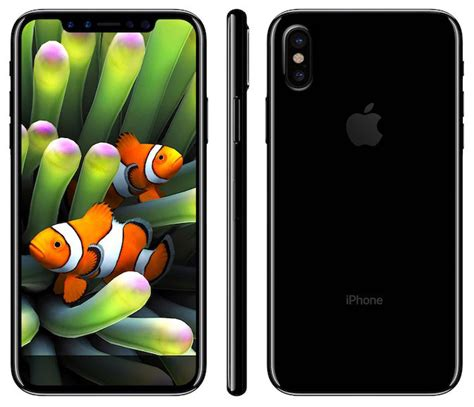 iphone 8 predicted to cost 999 for 128gb and 1 099 for 256gb with no 32gb model macrumors