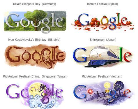 google design word google doodles sowles design blog