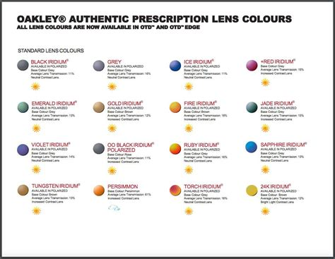 oakley lens colors oakley prescription sunglasses free delivery oakley