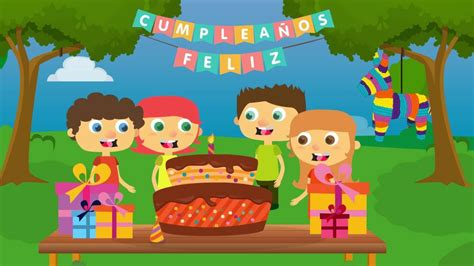 imagenes de cumpleaños youtube cumplea 241 os feliz m 250 sica para cumplea 241 os con ni 241 os youtube