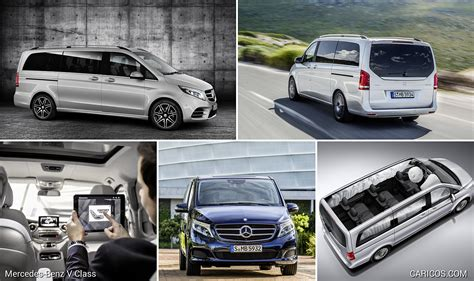 Mb V Class by 2016 Mercedes V Class Amg Line Caricos