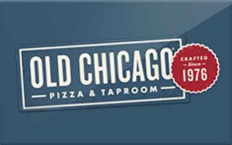 buy old chicago discount gift cards giftcard net - Gift Cards Chicago
