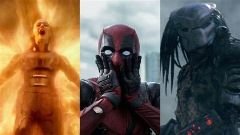 deadpool 2 release date fox dates deadpool 2 and more