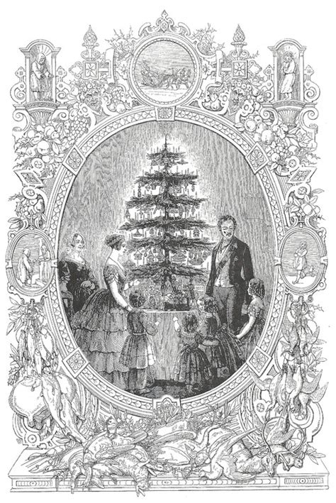 prince albert and the christmas tree 17 best images about works on paper on satire king george and porticos