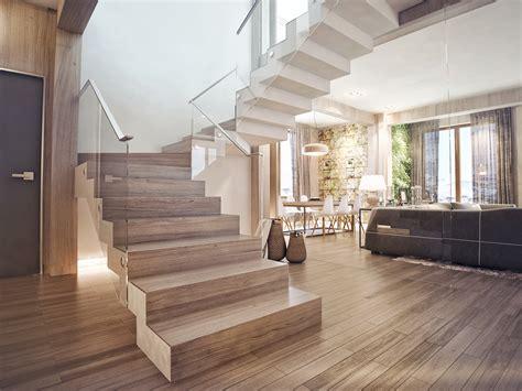 Contemporary Staircase Ideas Modern Staircase Interior Design Ideas