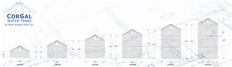 engineering  technical information  tanks water storage tanks