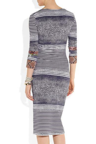 Emilia Dres By Alila Jersey preen by thornton bregazzi emilia printed stretch satin jersey dress net a porter