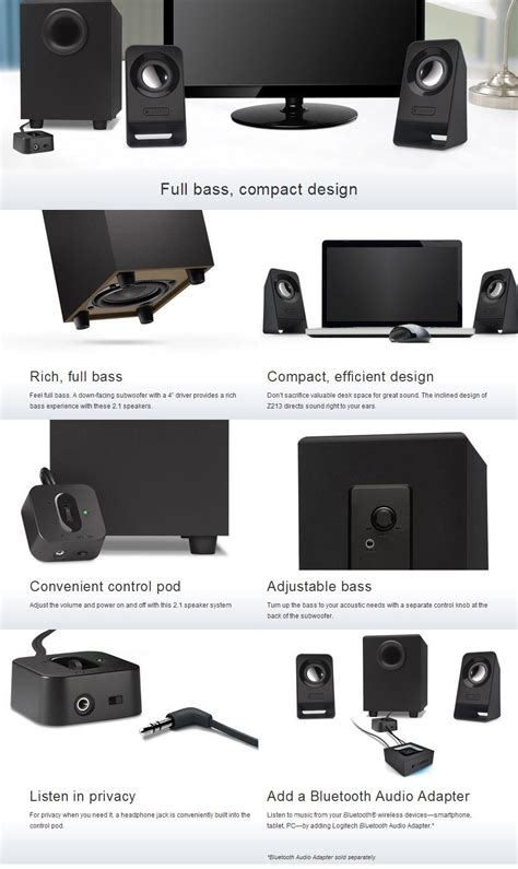 Speaker Logitech Z213 Compact Speaker System 1 logitech z213 multimedia compact 2 1 end 1 2 2018 8 15 pm