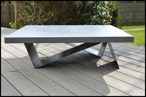 Table Carree De Jardin