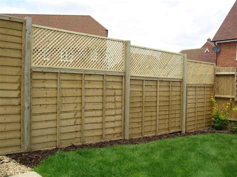 Privacy Trellis Fence Az Contracting