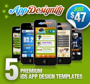 appdesignify 5 premium ios app design templates what s