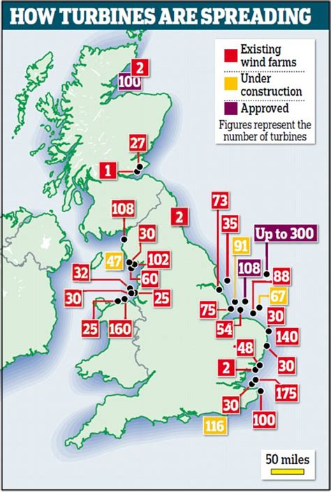 map uk wind farms new wind farms are set to loom britain s coast