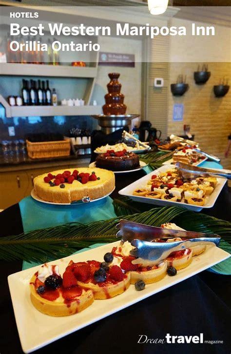 Review: Best Western Mariposa Inn Orillia Ontario