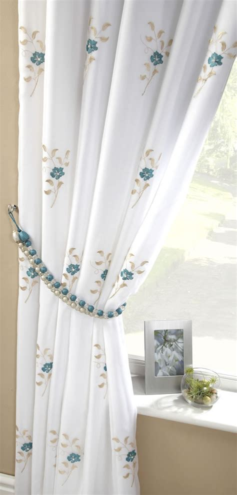 teal and white curtains white and teal curtains sicily white teal panel 59 inch