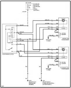 mitsubishi side mirror wiring diagram circuit and wiring diagram wiringdiagram net