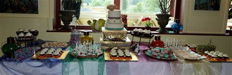 Moroccan Buffet Table Moroccan Inspired Wedding Cake And Dessert Buffet Table