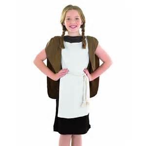 Viking girl costume kids girls fancy dress celtic saxon history sizes