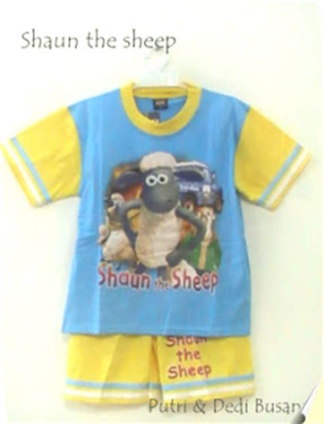 Kaos Anak Kaos Anak Laki Laki Donald Duck Kaos Audience busana shaun the sheep putri busana