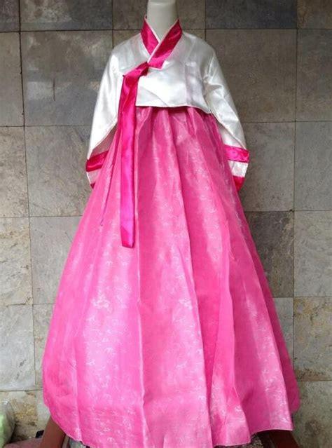 jual best seller hanbok baju adat tradisional korea