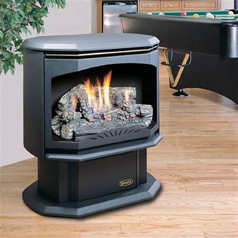free standing ventless gas fireplace | neiltortorella.com