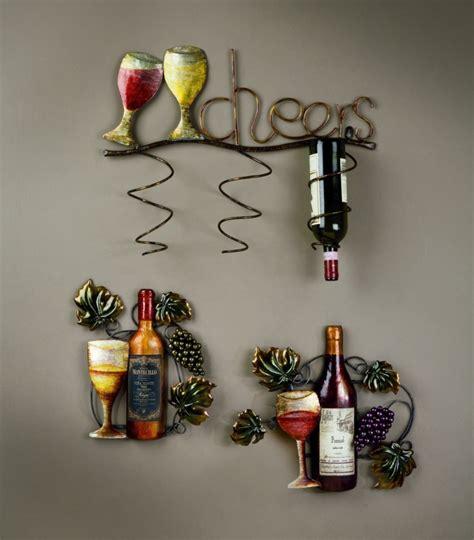 wine bottle themed kitchen decor muebles para vino para decorar el interior y conservarlo