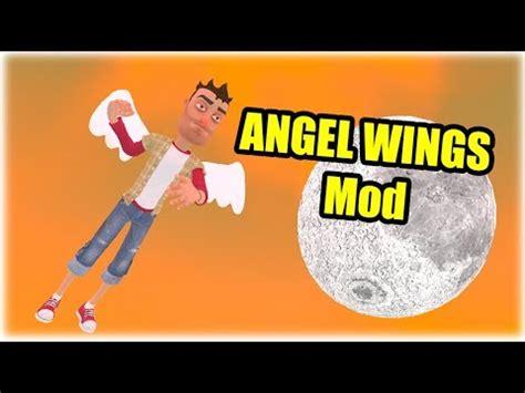 Lu Dinding Hello Wing Fanta hello wings mod