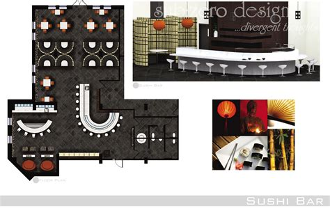 bar floor plan design sub zero animation vfx commercial interior floor plan