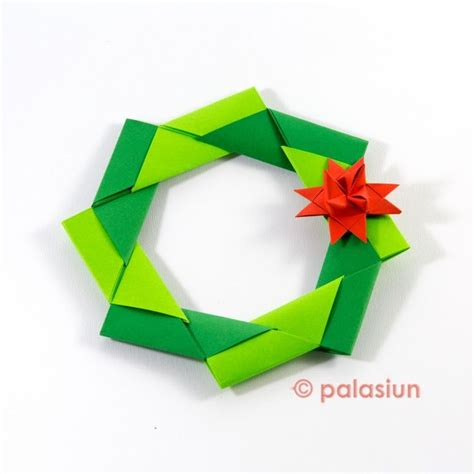 Origami Wreaths And Rings - 1000 images about origami rings 1 on