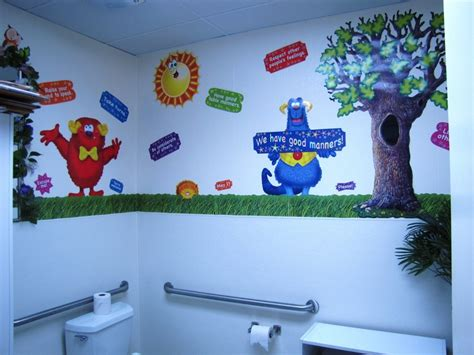 school bathroom decorating ideas 17 best images about teacher bathroom and lounge on