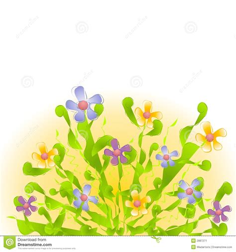 Flower Garden Clipart Flower Garden Clipart Clipart Suggest
