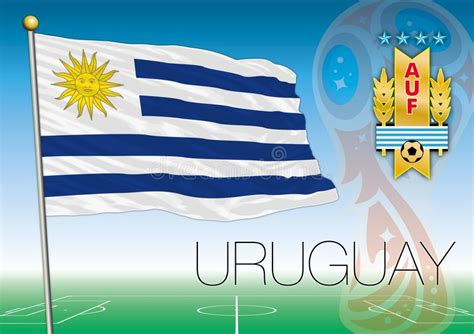 Flags Of The World Uruguay | moscow russia june july 2018 russia 2018 world cup