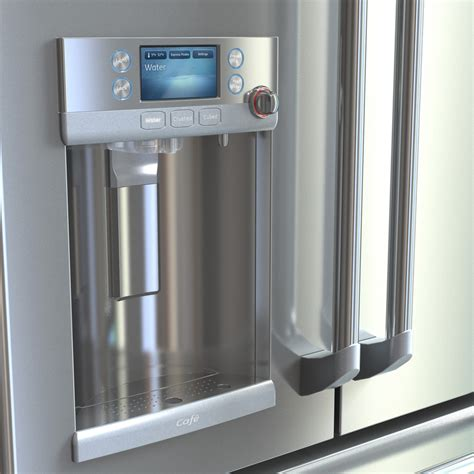 Water Dispenser For Refrigerator ge unveils new fridge from new u s plant