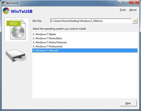 install windows 10 with usb how to install windows 7 on usb flash hard drive easy way