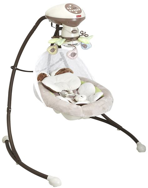 fisher price swing bunny fisher price cradle n swing 100 baby products we couldn