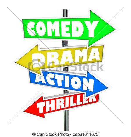 film genre action comedy indonesia stock illustrations of comedy drama action thriller movie