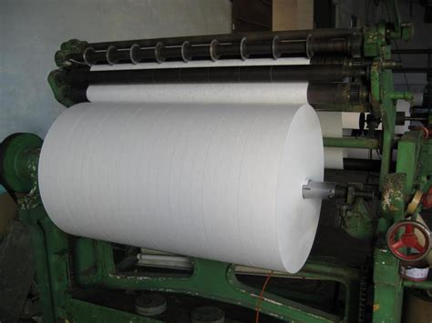 Paper From Wood - high flow air fillter paper xh347 20 prduction
