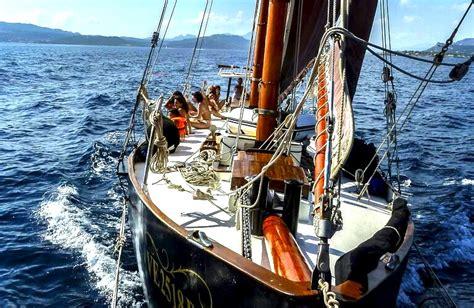 cosa portare in barca a vela crociere in barca a vela schooner per le vacanze
