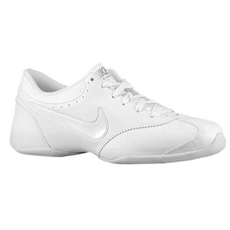 white cheer sneakers new nike s cheer unite sneakers white silver white 5