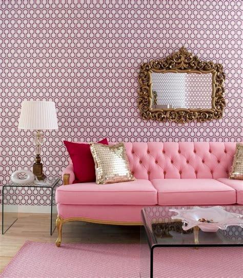 Sofa Bedeutung by Pink Farbe Als Trendfarbe In Der Einrichtung 50