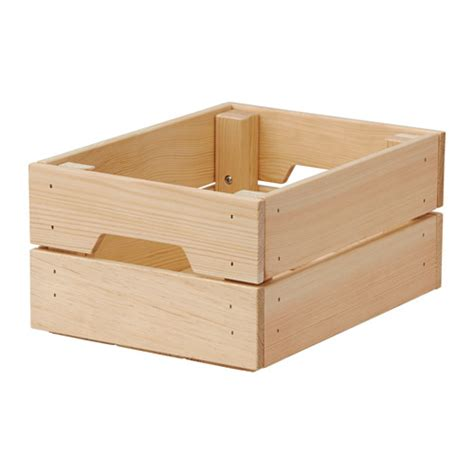 ikea wooden box with drawers knagglig box 9x12 188 x6 quot ikea
