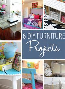 Home Projects 6 Diy Furniture Projects Patting Yourself On The Back