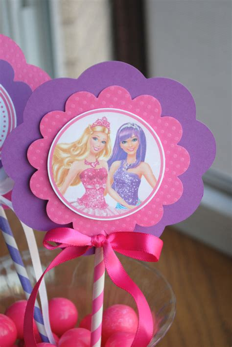princess centerpieces new princess and popstar centerpiece set of 3 by mlf465