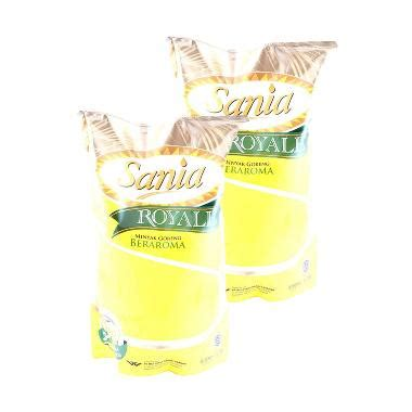Minyak Sania jual minyak goreng bimoli sedaap harga murah