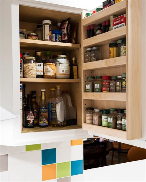 inside cabinet door spice rack 12 easy ways to update kitchen cabinets kitchen ideas design with cabinets islands