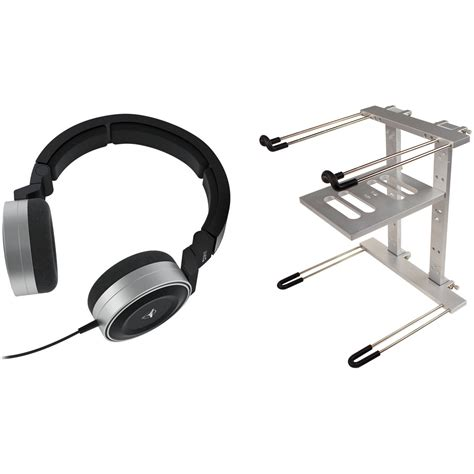 Headphone Akg K67 Tiesto akg akg k67 ti 235 sto dj headphones and laptop stand kit b h